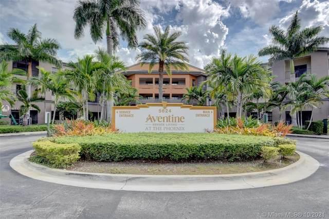 5624 Linton Blvd D110, Delray Beach, FL 33484 (MLS #A11107974) :: Green Realty Properties