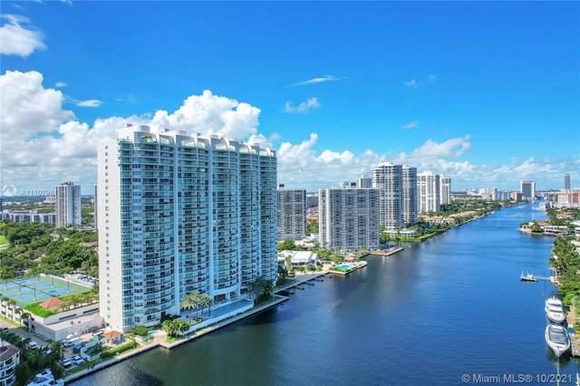 20201 E Country Club Dr #2607, Aventura, FL 33180 (MLS #A11107981) :: Castelli Real Estate Services