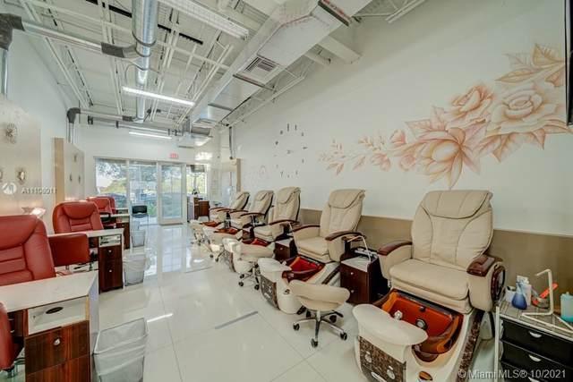 2501 SW 101st Avenue Suite 109, Miramar, FL 33025 (MLS #A11108011) :: The Jack Coden Group