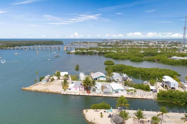 1250 24th Street Ocean, Marathon, FL 33050 (MLS #A11108025) :: Green Realty Properties