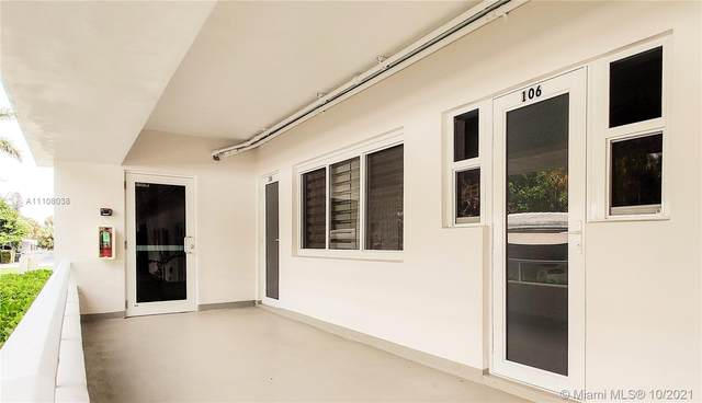 10190 Collins Ave #106, Bal Harbour, FL 33154 (MLS #A11108038) :: Re/Max PowerPro Realty