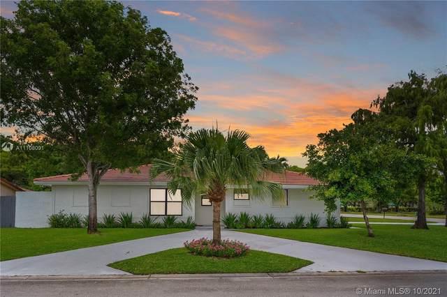 1392 NW 93rd Ter, Coral Springs, FL 33071 (MLS #A11108091) :: Re/Max PowerPro Realty