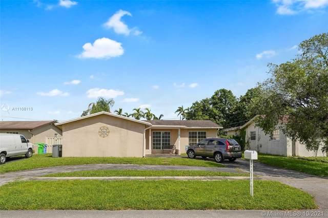 11421 NW 31st St, Sunrise, FL 33323 (MLS #A11108113) :: Rivas Vargas Group