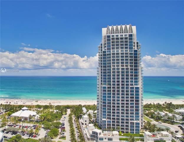 50 S Pointe Dr 2504/2505, Miami Beach, FL 33139 (MLS #A11108149) :: Berkshire Hathaway HomeServices EWM Realty