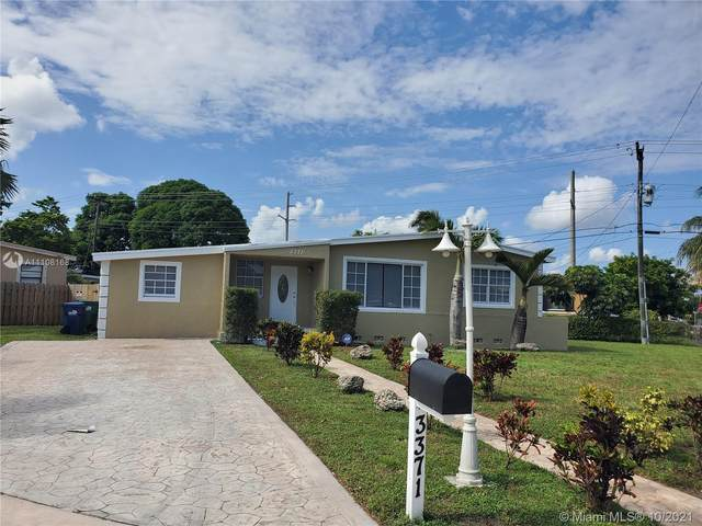 3371 NW 178th St, Miami Gardens, FL 33056 (MLS #A11108168) :: ONE   Sotheby's International Realty