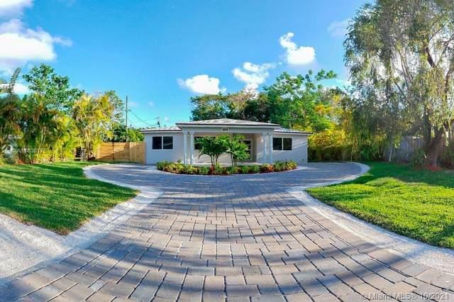 6634 SW 76th Ter, South Miami, FL 33143 (MLS #A11108175) :: Rivas Vargas Group