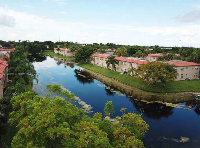 401 SW 86th Ave #107, Pembroke Pines, FL 33025 (MLS #A11108187) :: Re/Max PowerPro Realty