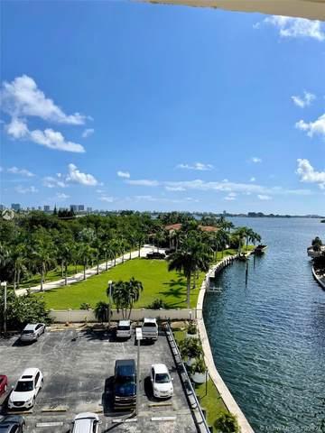 1750 NE 115th St #602, Miami, FL 33181 (MLS #A11108199) :: Castelli Real Estate Services
