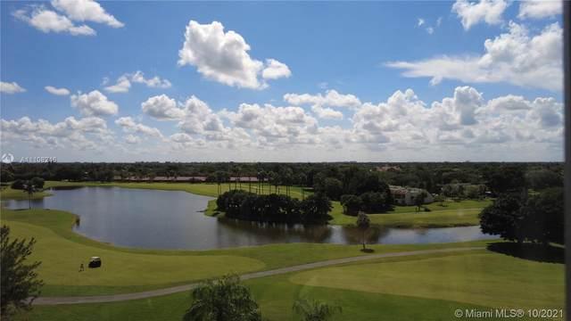 16300 Golf Club Rd #807, Weston, FL 33326 (MLS #A11108246) :: ONE | Sotheby's International Realty