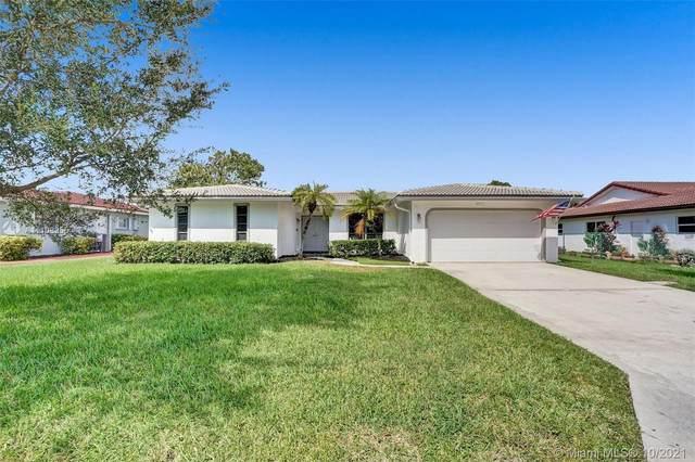 8873 NW 20th Mnr, Coral Springs, FL 33071 (MLS #A11108255) :: Re/Max PowerPro Realty