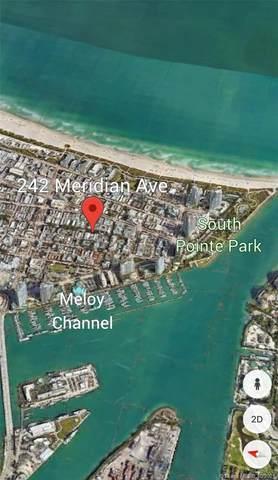 242 Meridian Ave, Miami Beach, FL 33139 (MLS #A11108266) :: Castelli Real Estate Services