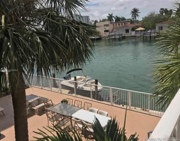8420 Byron Ave #10, Miami Beach, FL 33141 (MLS #A11108292) :: Green Realty Properties