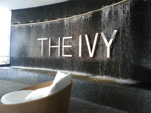 90 SW 3rd St #3306, Miami, FL 33130 (MLS #A11108314) :: Berkshire Hathaway HomeServices EWM Realty