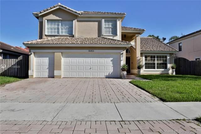 15453 SW 147th St, Miami, FL 33196 (MLS #A11108320) :: All Florida Home Team
