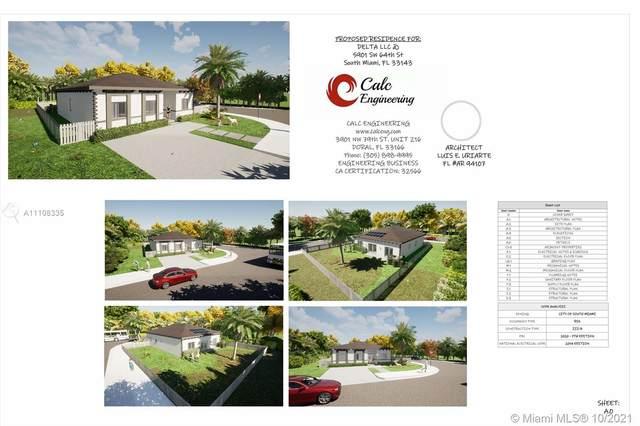 5901 SW 64th St, South Miami, FL 33143 (MLS #A11108335) :: Castelli Real Estate Services