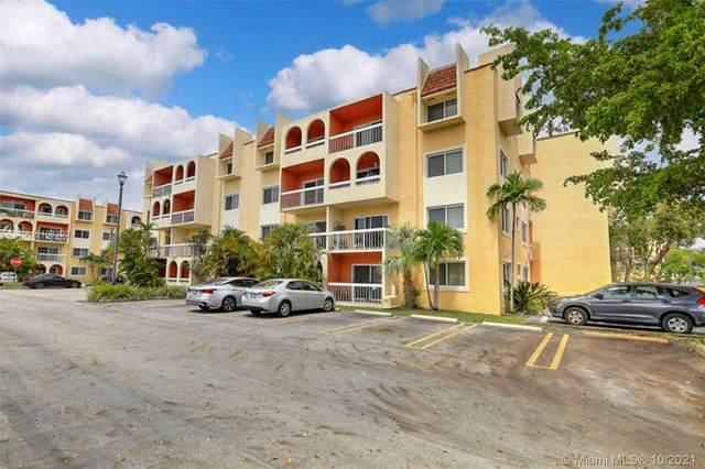 7840 Camino Real #206, Miami, FL 33143 (MLS #A11108390) :: Green Realty Properties