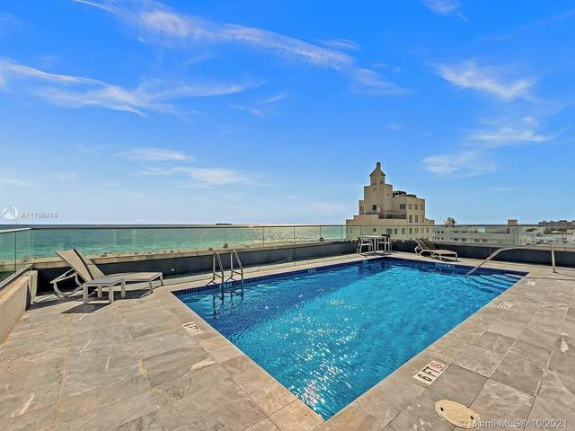 1255 Collins Ave #703, Miami Beach, FL 33139 (MLS #A11108414) :: Berkshire Hathaway HomeServices EWM Realty