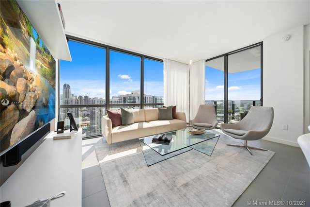 1600 NE 1st Ave #3310, Miami, FL 33132 (MLS #A11108439) :: Berkshire Hathaway HomeServices EWM Realty