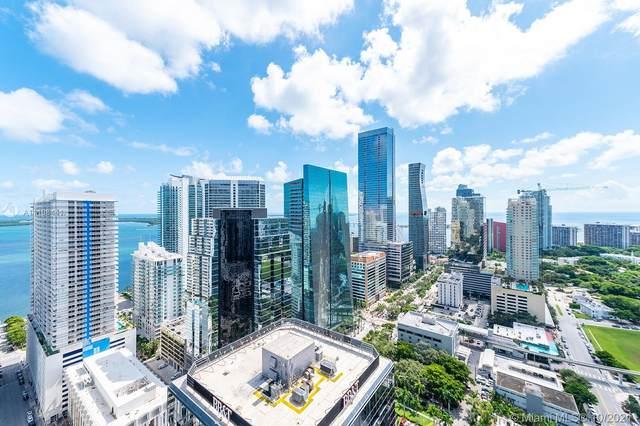 1080 Brickell Ave 3500-3501, Miami, FL 33131 (MLS #A11108441) :: The Riley Smith Group