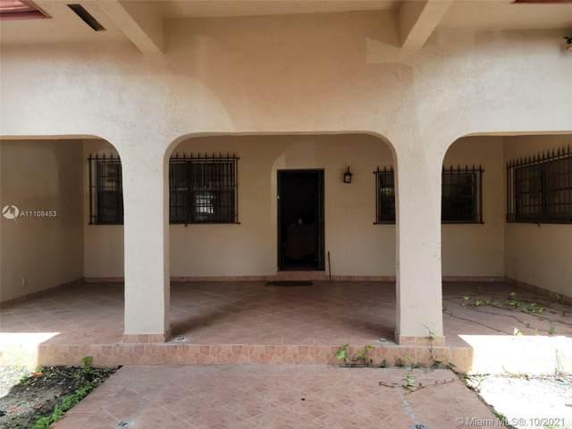12251 SW 46th St, Miami, FL 33175 (MLS #A11108453) :: Castelli Real Estate Services