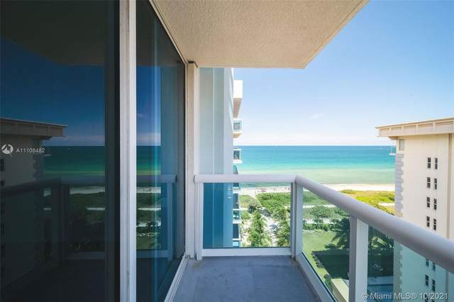 9201 Collins Ave #1124, Surfside, FL 33154 (MLS #A11108482) :: Lana Caron Group