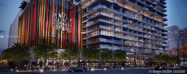 1300 S Miami Ave #4803, Miami, FL 33130 (MLS #A11108531) :: Green Realty Properties