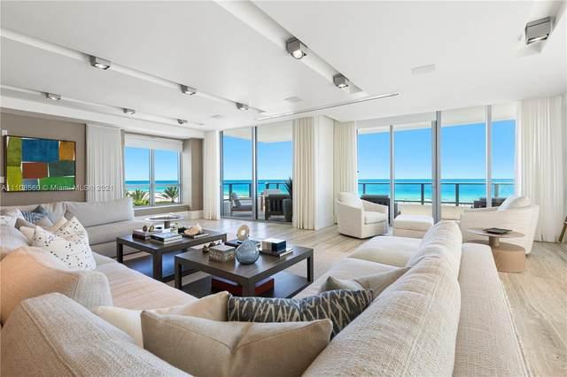 125 Ocean Dr U-0503, Miami Beach, FL 33139 (MLS #A11108560) :: Jose Laya
