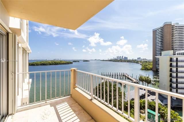 880 NE 69th St 7F, Miami, FL 33138 (MLS #A11108584) :: The Jack Coden Group