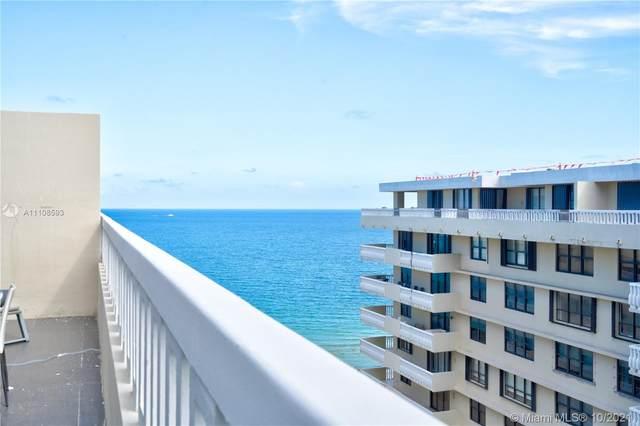9801 Collins Ave Ph7, Bal Harbour, FL 33154 (MLS #A11108593) :: Jose Laya