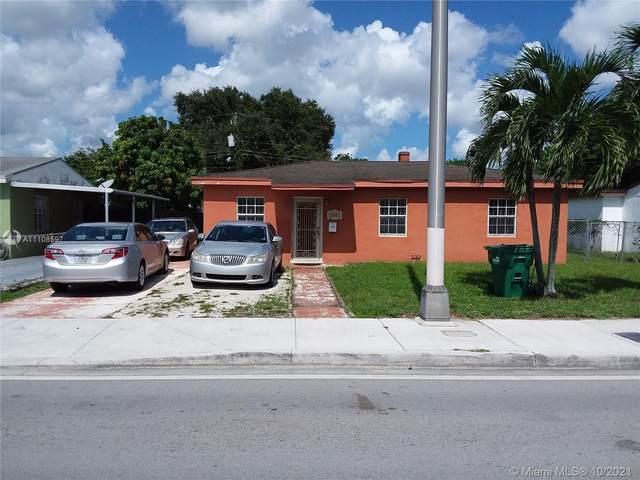 2941 NW 151st St, Miami Gardens, FL 33054 (MLS #A11108597) :: Rivas Vargas Group
