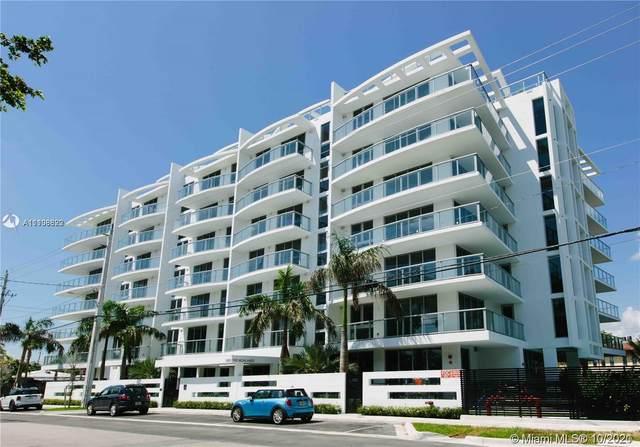 13800 Highland Dr #604, North Miami Beach, FL 33181 (MLS #A11108622) :: The MPH Team