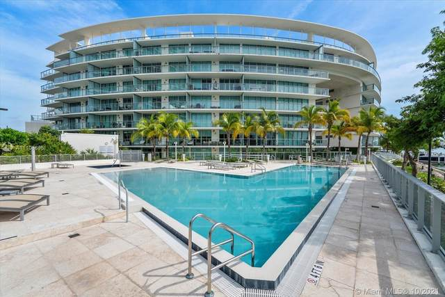 6620 Indian Creek Dr #611, Miami Beach, FL 33141 (MLS #A11108695) :: Berkshire Hathaway HomeServices EWM Realty