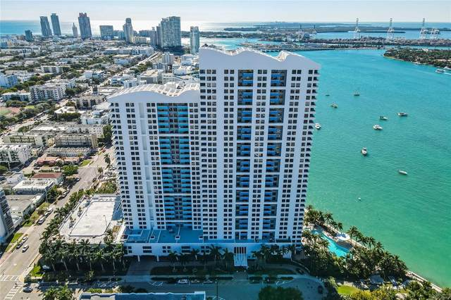1330 West Ave #2812, Miami Beach, FL 33139 (MLS #A11108744) :: Green Realty Properties