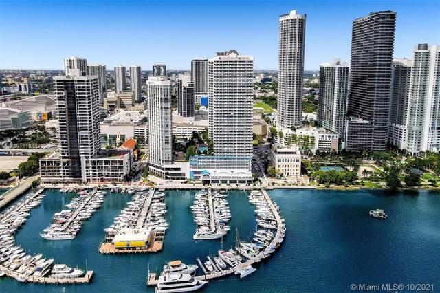 1717 N Bayshore Dr A1448, Miami, FL 33132 (MLS #A11108833) :: The MPH Team
