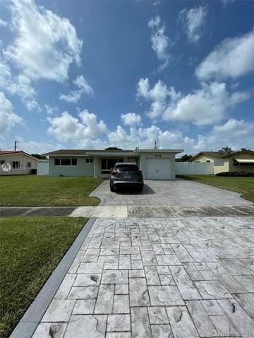 1712 N 44th Ave, Hollywood, FL 33021 (#A11108874) :: Posh Properties