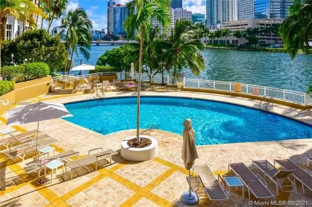 801 Brickell Key Blvd #2905, Miami, FL 33131 (MLS #A11108900) :: GK Realty Group LLC