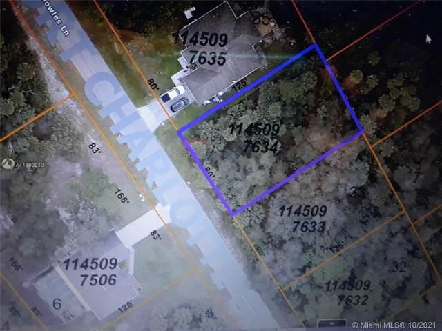 0000 Knowles Lane, North Port, FL 34288 (MLS #A11108930) :: Castelli Real Estate Services