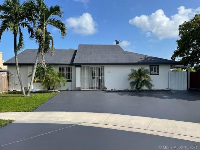 12426 SW 209th St, Miami, FL 33177 (MLS #A11108935) :: Castelli Real Estate Services