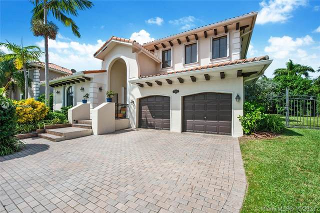 18906 SW 76th Ave, Cutler Bay, FL 33157 (MLS #A11108964) :: The Pearl Realty Group