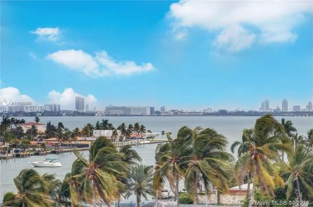 7910 Harbor Island Dr #608, North Bay Village, FL 33141 (MLS #A11108986) :: Green Realty Properties