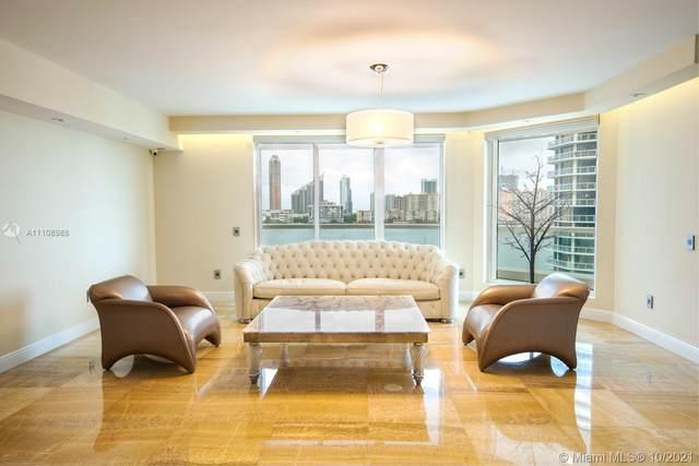 6000 Island Blvd #1108, Aventura, FL 33160 (MLS #A11108988) :: Berkshire Hathaway HomeServices EWM Realty