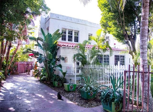 846 Michigan Ave #2, Miami Beach, FL 33139 (MLS #A11109011) :: Castelli Real Estate Services