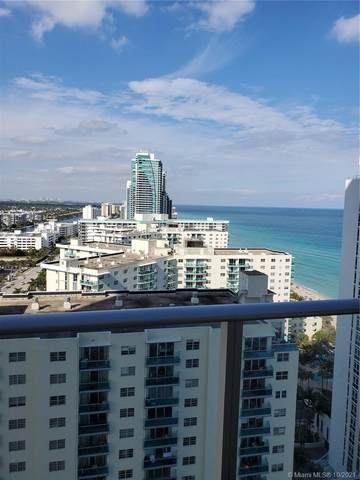 4111 S Ocean Dr #1804, Hollywood, FL 33019 (MLS #A11109014) :: Castelli Real Estate Services