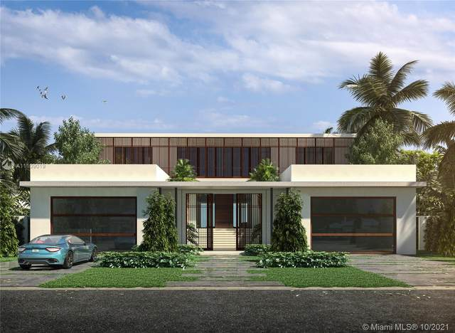 11420 N Bayshore Dr, North Miami, FL 33181 (MLS #A11109019) :: Re/Max PowerPro Realty