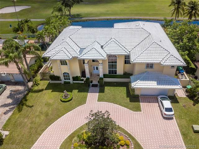 19311 E Oakmont Dr, Miami, FL 33015 (MLS #A11109036) :: The Pearl Realty Group