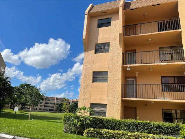 10433 Sunrise Lakes Blvd #201, Sunrise, FL 33322 (MLS #A11109044) :: Green Realty Properties
