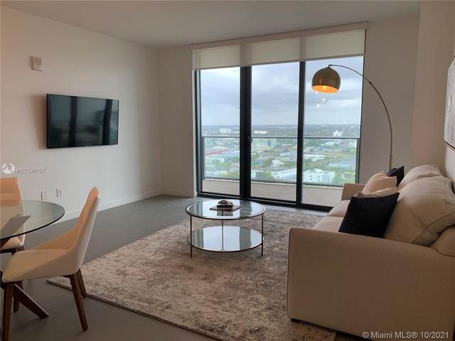 1600 NE 1st Ave #2319, Miami, FL 33132 (MLS #A11109107) :: Berkshire Hathaway HomeServices EWM Realty