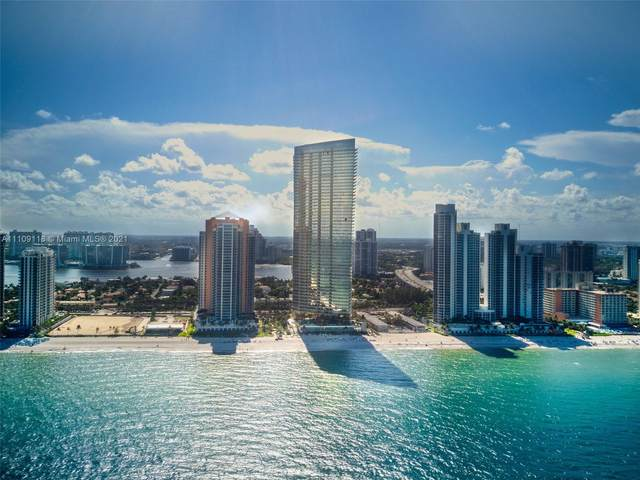 18975 Collins Ave #4504, Sunny Isles Beach, FL 33160 (MLS #A11109118) :: Berkshire Hathaway HomeServices EWM Realty