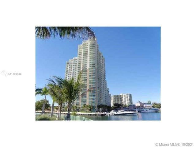 3330 NE 190 ST #714, Aventura, FL 33180 (MLS #A11109128) :: Green Realty Properties