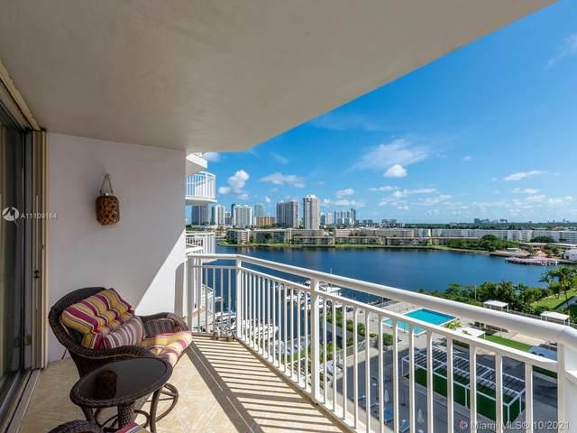 18061 Biscayne Blvd #1004, Aventura, FL 33160 (MLS #A11109164) :: Castelli Real Estate Services
